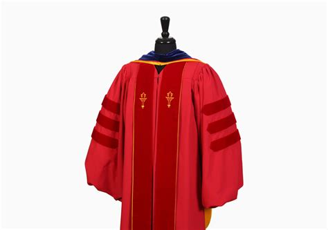 Usc Mba Graduation Honors Cord by Cap And Gown Usc Rossier Commencement