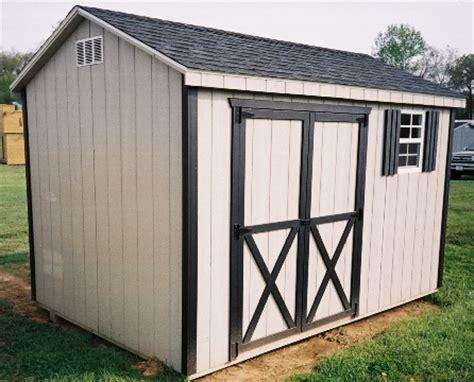 self build metal sheds siding a wood shed