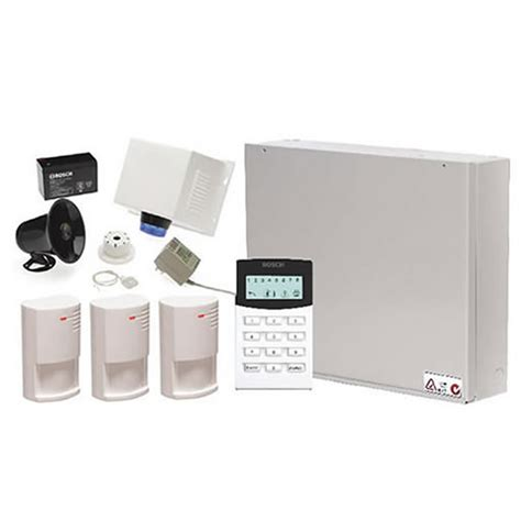 home alarm system package bosch packages home alarms