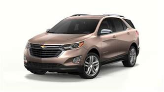 2018 chevy equinox colors gm authority