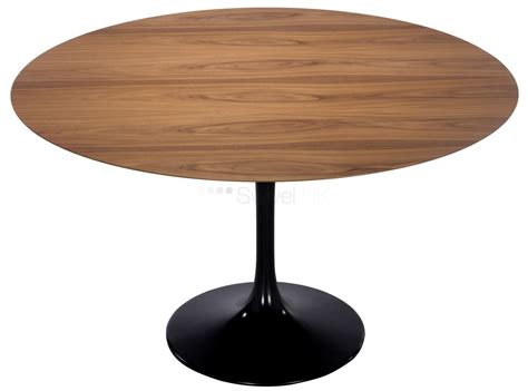 Eames Style Chair by Eero Saarinen Style Tulip Style Table Round Style