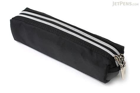 Pocket Pencilcase Black raymay zipper color pencil black jetpens