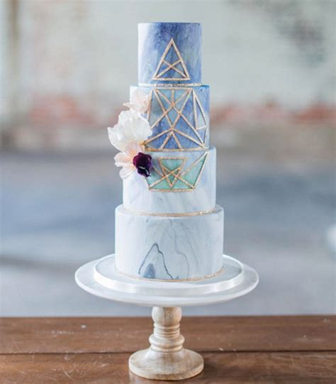 Wedding Bells On Cake by The Coolest Wedding Cakes On Instagram Weddingbells
