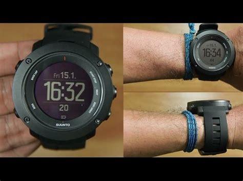 Suunto Ambit 3r Ambit3r Ambit 3 Run With Hrm Lime Suunto Ambit3 Vertical Black Hr Gps Unboxing
