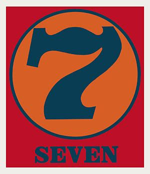Number Search Indiana Robert Indiana Numbers Plate G At Pop Heaven