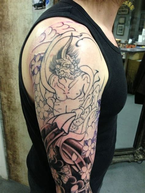 tattoo japanese wind japanese wind tattoo yahoo image search results