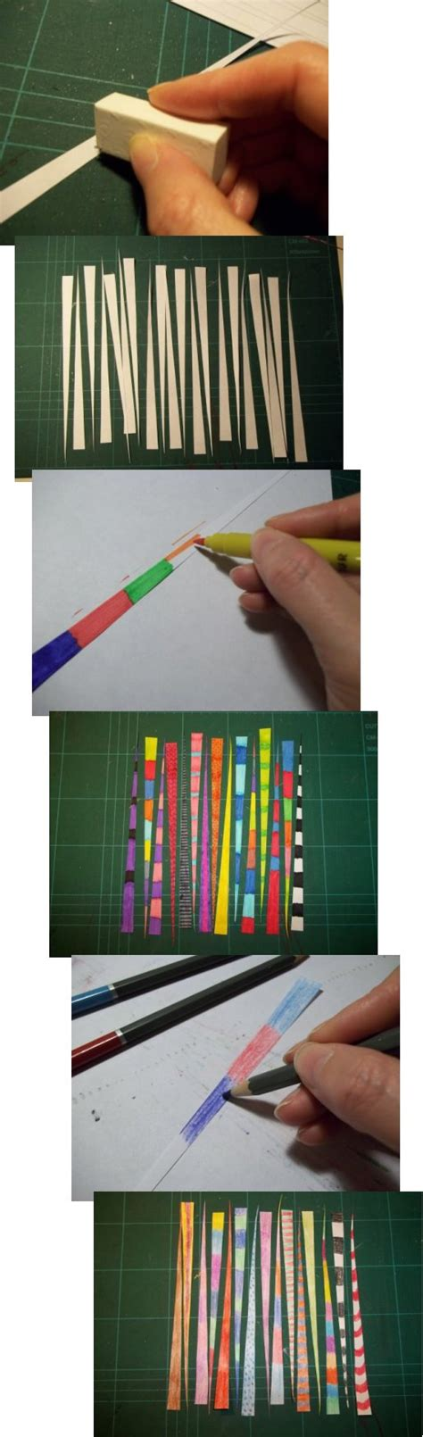 Things To Make With Coloured Paper - things to make and do make a paper bead bracelet