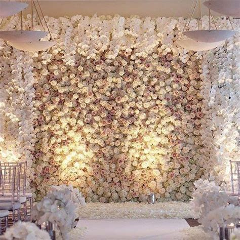 Wedding Backdrop Wallpaper by 10 Brilliant Flower Wall Wedding Backdrops For 2018 Oh