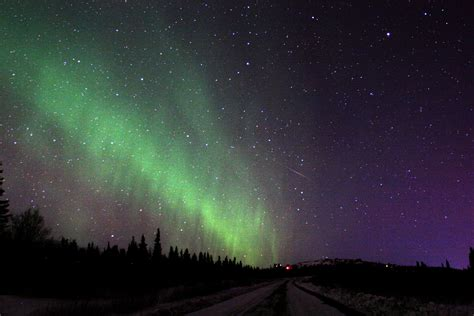 Fairbanks Northern Lights by Spaceweather March 2010 Northern Lights Gallery