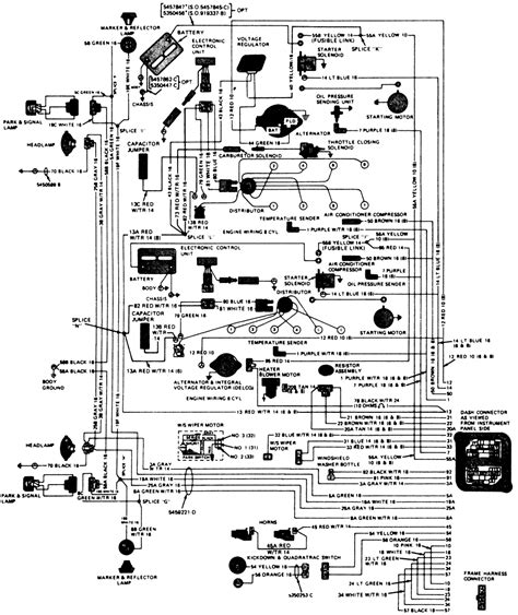 grand wagoneer alternator wiring diagram 1973 jeep repair guides wiring diagrams wiring diagrams