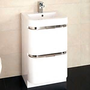 500 vanity unit with basin for bathroom ensuite cloakroom