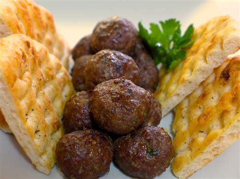 dish recipes crispy meatballs recipe keftedes arni my