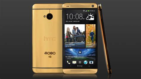 htc one htc one made of real gold costs 4 400