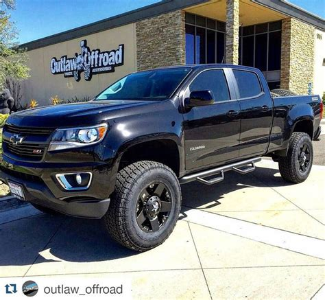 2016 Chevrolet Colorado Side Steps by 1000 Ideas About Chevrolet Colorado On