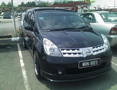 Karpet Grand Livina 2010 nissan grand livina 1 8 l 2008 rm77 78k my best car dealer