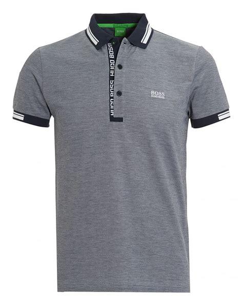 Polo Shirt Garuda 4 hugo green mens paule 4 oxford pique navy polo shirt