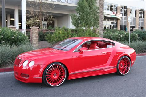 Forgiato Wheels Bentley Continental Gt 1 1 Madwhips