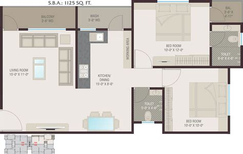attic floor plan rushabh attic in vasana bhayli road vadodara price