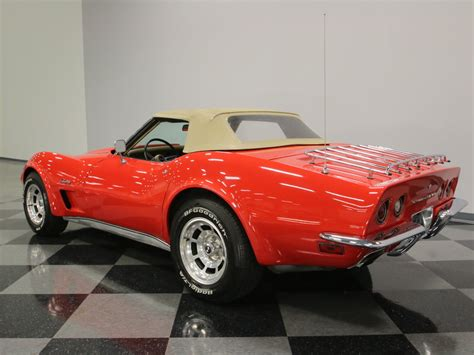 how cars run 1973 chevrolet corvette parking system 1973 chevrolet corvette convertible for sale