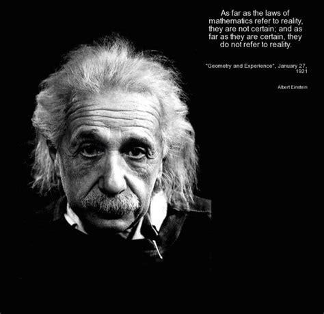 biography of mathematician albert einstein einstein math quotes quotesgram