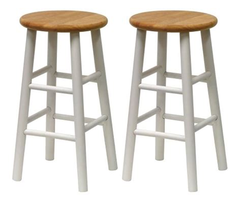 inexpensive wooden stools best cheap winsome beveled 24 inch counter stools metal
