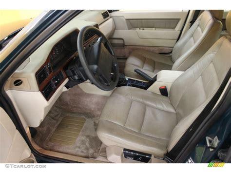Volvo 850 Interior by Taupe Interior 1995 Volvo 850 Glt Sedan Photo 54177046