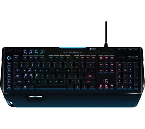 Keyboard Logitech G910 Buy Logitech G910 Spectrum Rgb Mechanical Gaming Keyboard Free Delivery Currys