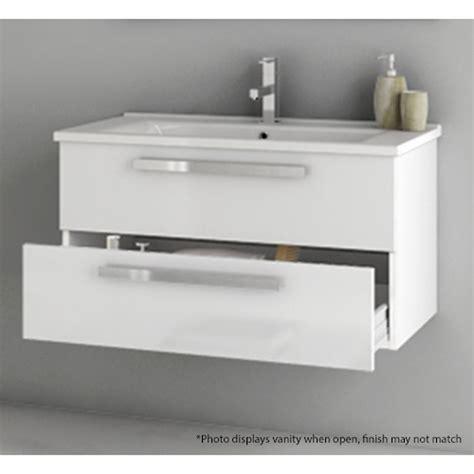 33 inch bathroom vanity cabinet modern 33 inch dadila vanity set with ceramic sink grey