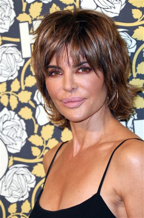 lisa rinna razor cut lisa rinna layered razor cut lisa rinna short hairstyles
