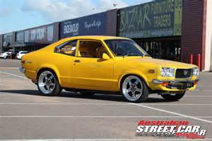 issue 4 phil thompson s mazda rx3 photo gallery