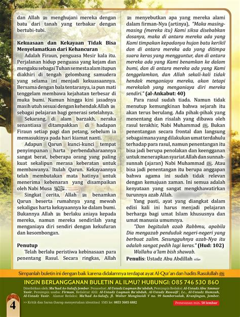Napak Tilas Masyayikh Biografi Buku 2 akhir perjalanan para penentang rasul buletin al ilmu