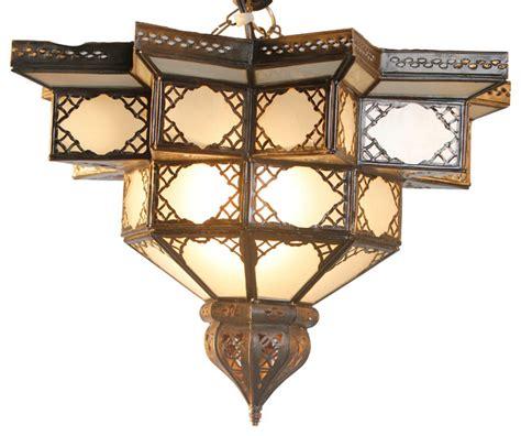 moroccan flush mount ceiling light fixture moroccan flower ceiling l mediterranean flush mount