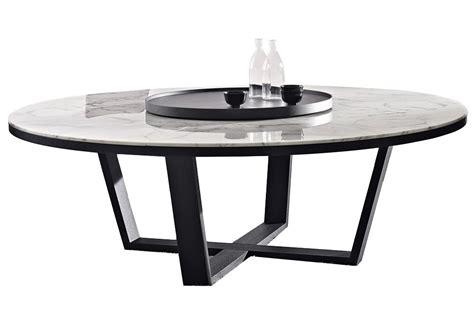maxalto tavoli xilos tavolo rotondo con piano in marmo maxalto milia shop