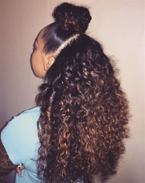 braidless sew ins in little rock arkansas full curly sew in no leave out newhairstylesformen2014 com
