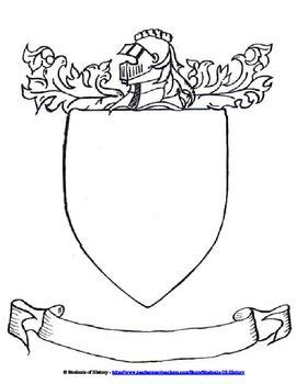 coat of arms template cutlersclass