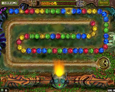 zuma s zuma s revenge screenshots for windows mobygames