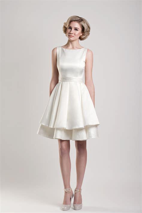 Schlichte Kurze Brautkleider by Excellent Simple Wedding Dresses Dresscab