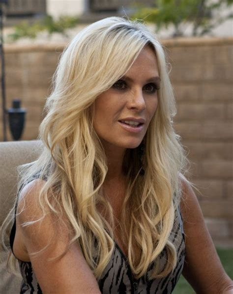 hair of housewives tamra barney hairstyles pinterest