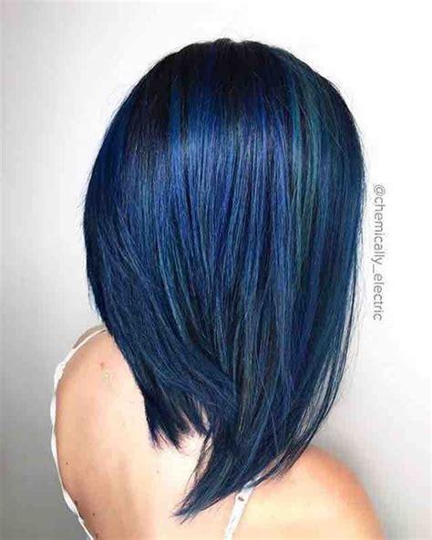 indigo hair color best 25 indigo hair ideas on slick hair