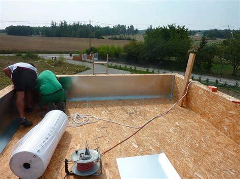 comment isoler sa toiture terrassedlm habitat