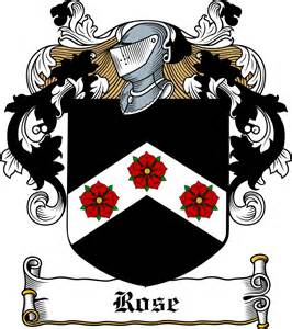 Rose family crest irish coat of arms image download download fa