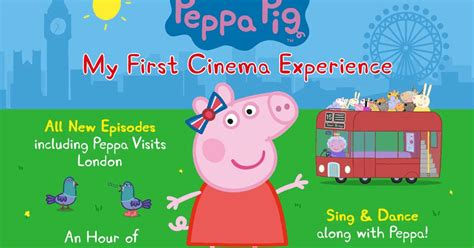 peppa goes to london nickalive penguin to launch quot peppa goes to london quot storybook this spring