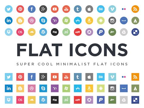 2d Home Design Software For Pc by Download Free Flat Social Media Icon Sets Web Amp Graphic