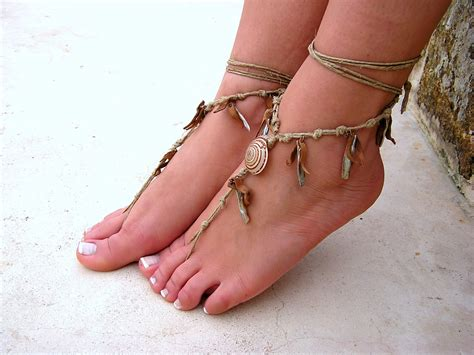 barefoot sandals barefoot sandals american boho barefoot sandals