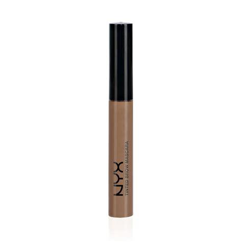 Nyx Eyebrow Gel Chocolate Promooo nyx cosmetics tinted brow mascara tbm02 chocolate