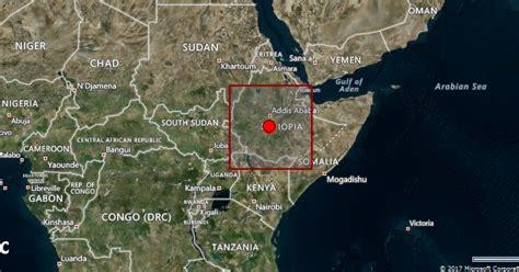 earthquake prediction 2017 earthquake prediction 5 1r in ethiopia