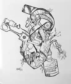 biomechanical heart by masochisticheartache on deviantart