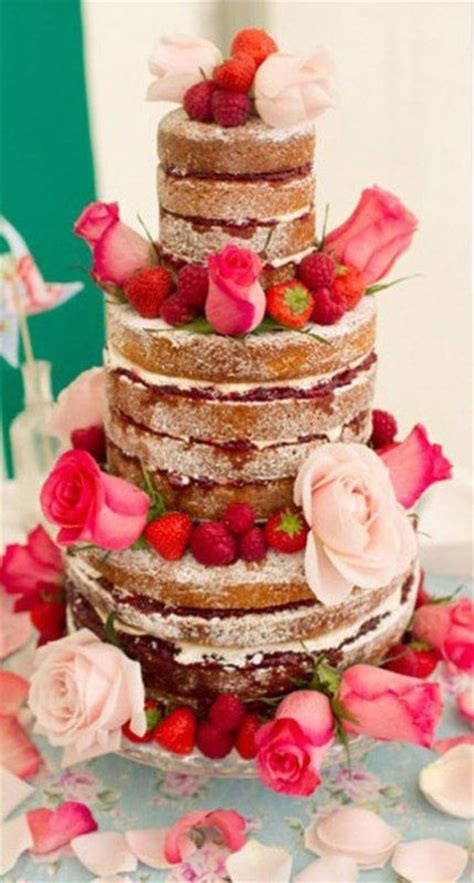 Hochzeitstorte Innen by Inside Out Cake Tower Spruce Cakes