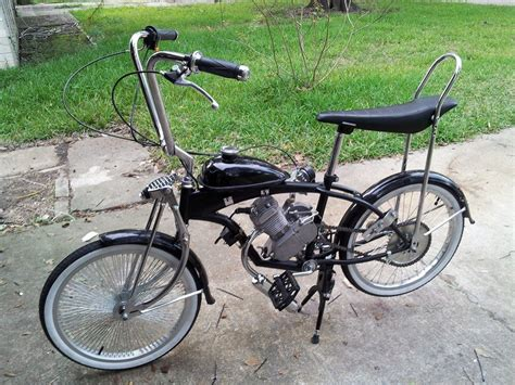 Motorized For Sale by South Dakota Custom Built Motorized Bicycles South Dakota
