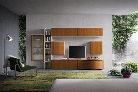 mobili soggiorno moderni ciliegio arredamento per soggiorno ciliegio e bianco 400 napol